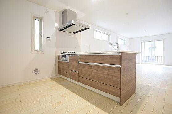 新築一戸建て-板橋区高島平5丁目 キッチン