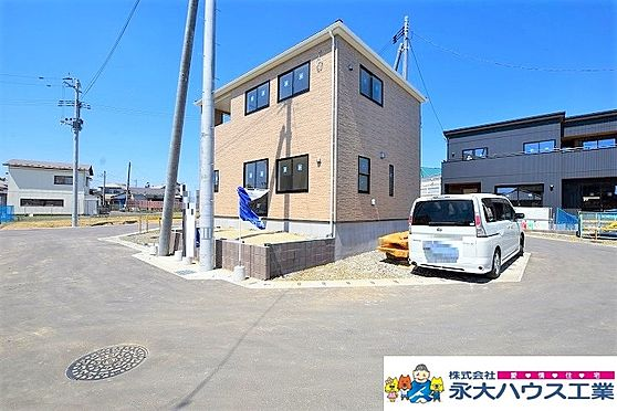 新築一戸建て-仙台市太白区西多賀5丁目 外観