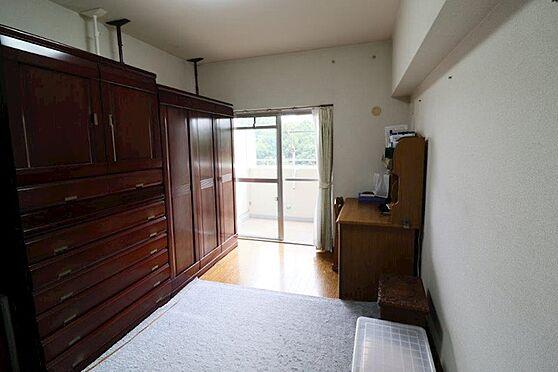 中古マンション-八王子市上柚木3丁目 洋室約7帖、東南向きの明るいお部屋です。