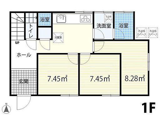 アパート-川崎市麻生区細山2丁目 エアリーハウス百合ヶ丘 ライズプランニング