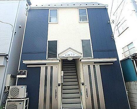 アパート-北区堀船2丁目 外観
