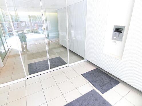 中古マンション-品川区荏原3丁目 オートロックが設備された風除室