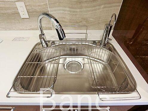 中古マンション-品川区旗の台2丁目 浄水器付きキッチン