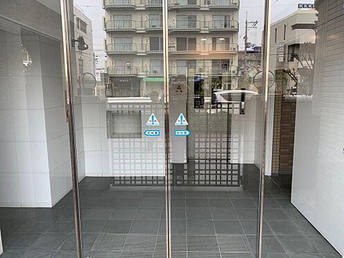 マンション(建物一部)-大阪市住吉区帝塚山中1丁目 エントランス