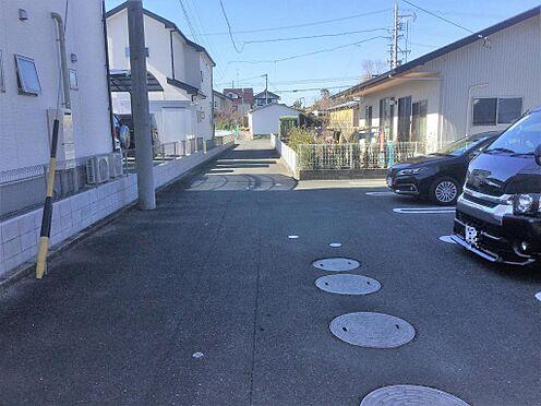 アパート-袋井市春岡 駐車場