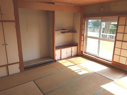 中古マンション-多摩市永山3丁目 陽当りの良い和室部分