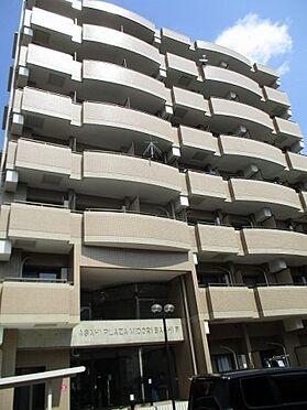 中古マンション-大阪市東成区東中本2丁目 外観裏側です