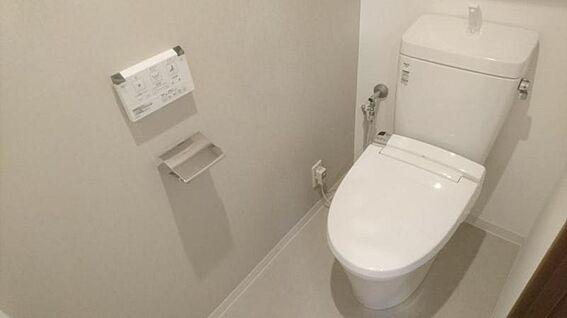中古マンション-和光市新倉2丁目 トイレ