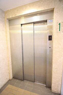 マンション(建物一部)-北九州市八幡西区鷹の巣1丁目 エレベーター