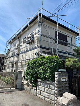 建物全部その他-泉佐野市下瓦屋5丁目 外壁塗装完了
