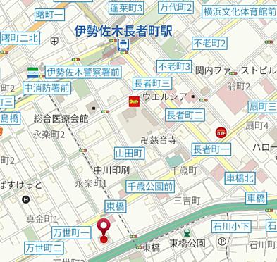 区分マンション-横浜市南区万世町1丁目 その他