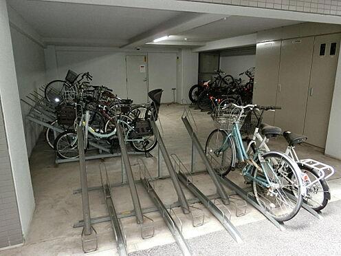 マンション(建物一部)-品川区南品川4丁目 駐輪場完備しております。