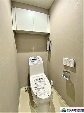区分マンション-仙台市青葉区柏木2丁目 トイレ