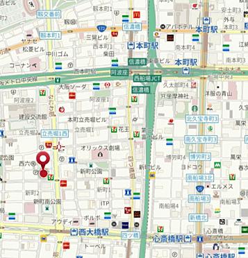 マンション(建物一部)-大阪市西区新町2丁目 その他