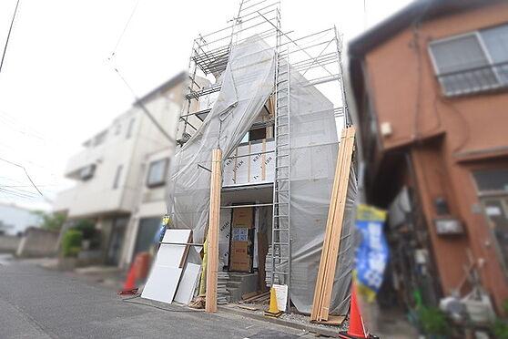 新築一戸建て-足立区谷在家3丁目 外観