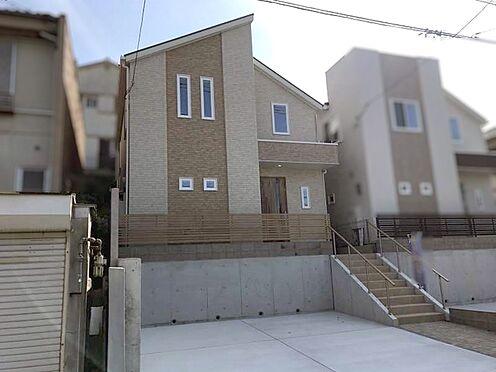 新築一戸建て-神戸市北区南五葉4丁目 外観