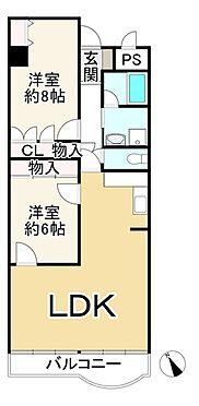 中古マンション-大阪市旭区太子橋3丁目 間取り
