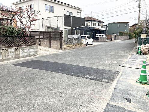 新築一戸建て-福岡市西区拾六町4丁目 間口8.6mです。