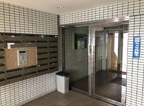 マンション(建物一部)-神戸市中央区花隈町 防犯設備も完備