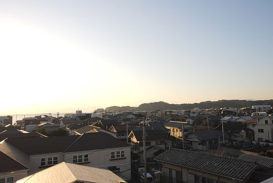 マンション(建物一部)-鎌倉市材木座6丁目 現地からの眺望