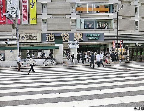 アパート-豊島区東池袋2丁目 池袋駅(現地まで800m)