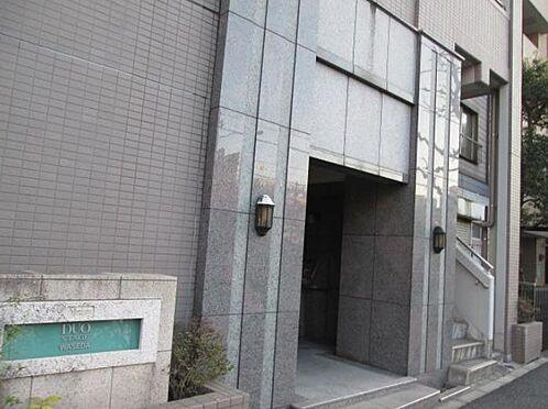 中古マンション-新宿区西早稲田3丁目 エントランス