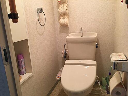 中古マンション-熱海市上多賀 トイレ。リフォームのお見積りも承ります。