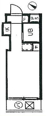 マンション(建物一部)-大田区大森東4丁目 間取り