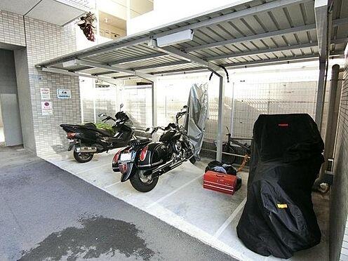 マンション(建物一部)-大阪市淀川区新北野3丁目 バイク置場もあり。