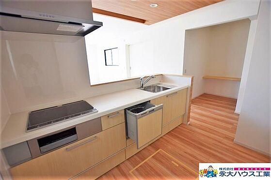 新築一戸建て-仙台市青葉区愛子中央2丁目 キッチン