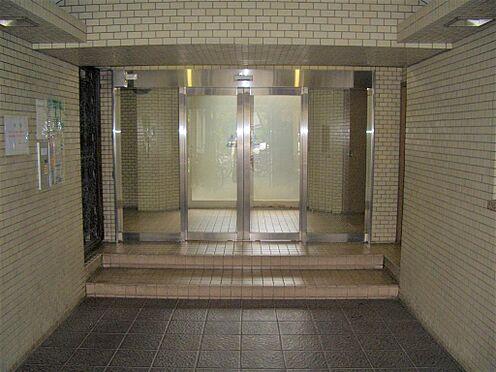 マンション(建物一部)-横浜市港北区樽町1丁目 エントランスです。