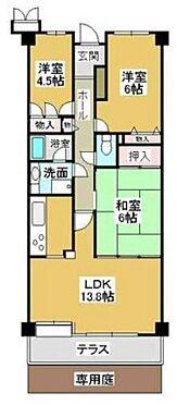マンション(建物一部)-神戸市垂水区星が丘1丁目 豊富な収納が魅力