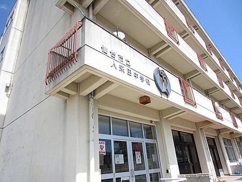 戸建賃貸-仙台市太白区太白3丁目 来田中学校  約1400m