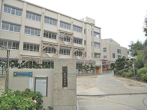 中古マンション-神戸市垂水区上高丸1丁目 神戸市立垂水中学校