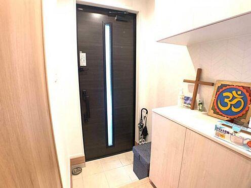 戸建賃貸-名古屋市東区百人町 玄関収納付きでスッキリします