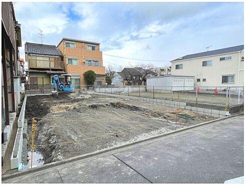 新築一戸建て-名古屋市中川区中野新町3丁目 令和3年5月完成予定の新築戸建て物件です!!リビング南向きで陽当りも良好♪