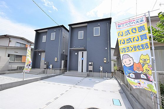 新築一戸建て-仙台市若林区志波町 外観