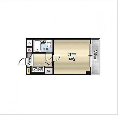 マンション(建物一部)-大阪市北区大淀中5丁目 間取り