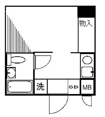 マンション(建物一部)-板橋区高島平4丁目 間取り