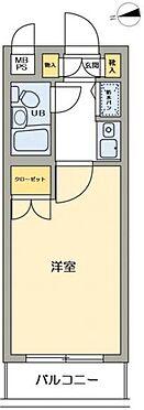 区分マンション-大田区大森西6丁目 菱和パレス大森西・収益不動産