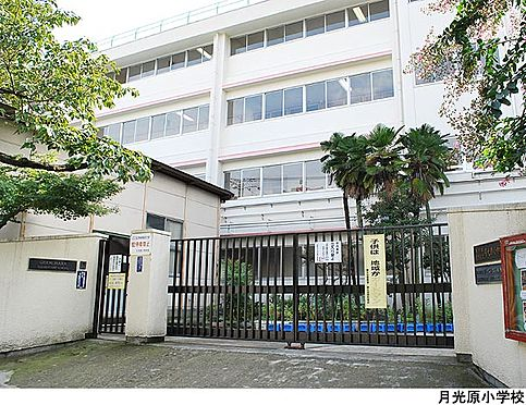 アパート-目黒区目黒本町4丁目 月光原小学校