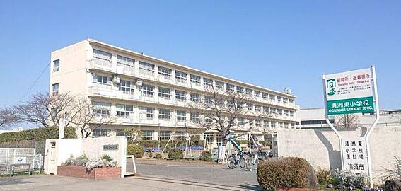 土地-清須市清洲 清須東小学校 154m 徒歩約2分