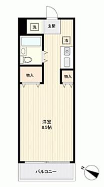 中古マンション-文京区大塚3丁目 間取り