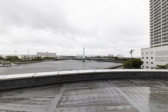 中古マンション-江東区東雲1丁目 室内からの眺望写真