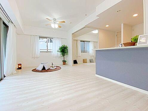 中古マンション-多摩市諏訪4丁目 綺麗にリフォームされた室内♪住む喜びを体感ください♪