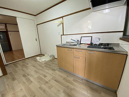 アパート-秦野市南矢名 キッチン