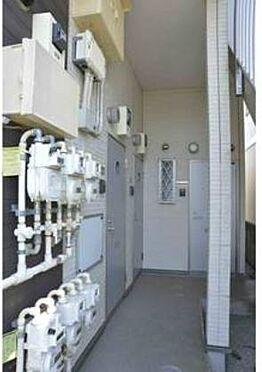 アパート-横浜市神奈川区栗田谷 共用部