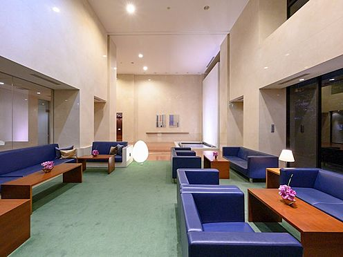 中古マンション-品川区東大井1丁目 1階ロビーです