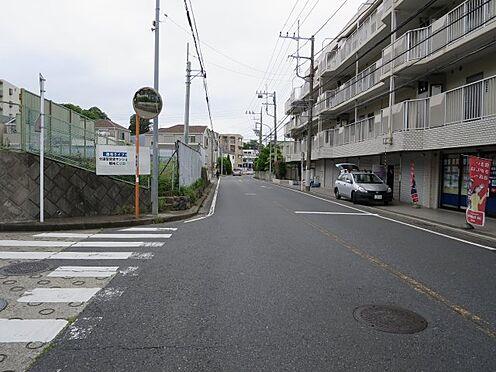 店舗事務所(建物一部)-横浜市都筑区佐江戸町 前面道路