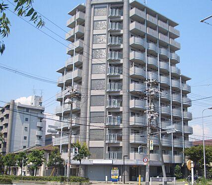 マンション(建物一部)-大阪市淀川区木川西4丁目 落ち着いた印象の外観
